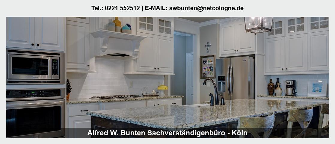 Gutachter Möbel in der Nähe von Mettmann - Sachverständiger Bunten: Gutachter Holztreppen, Gutachter Fenster, Gutachter Innenausbau